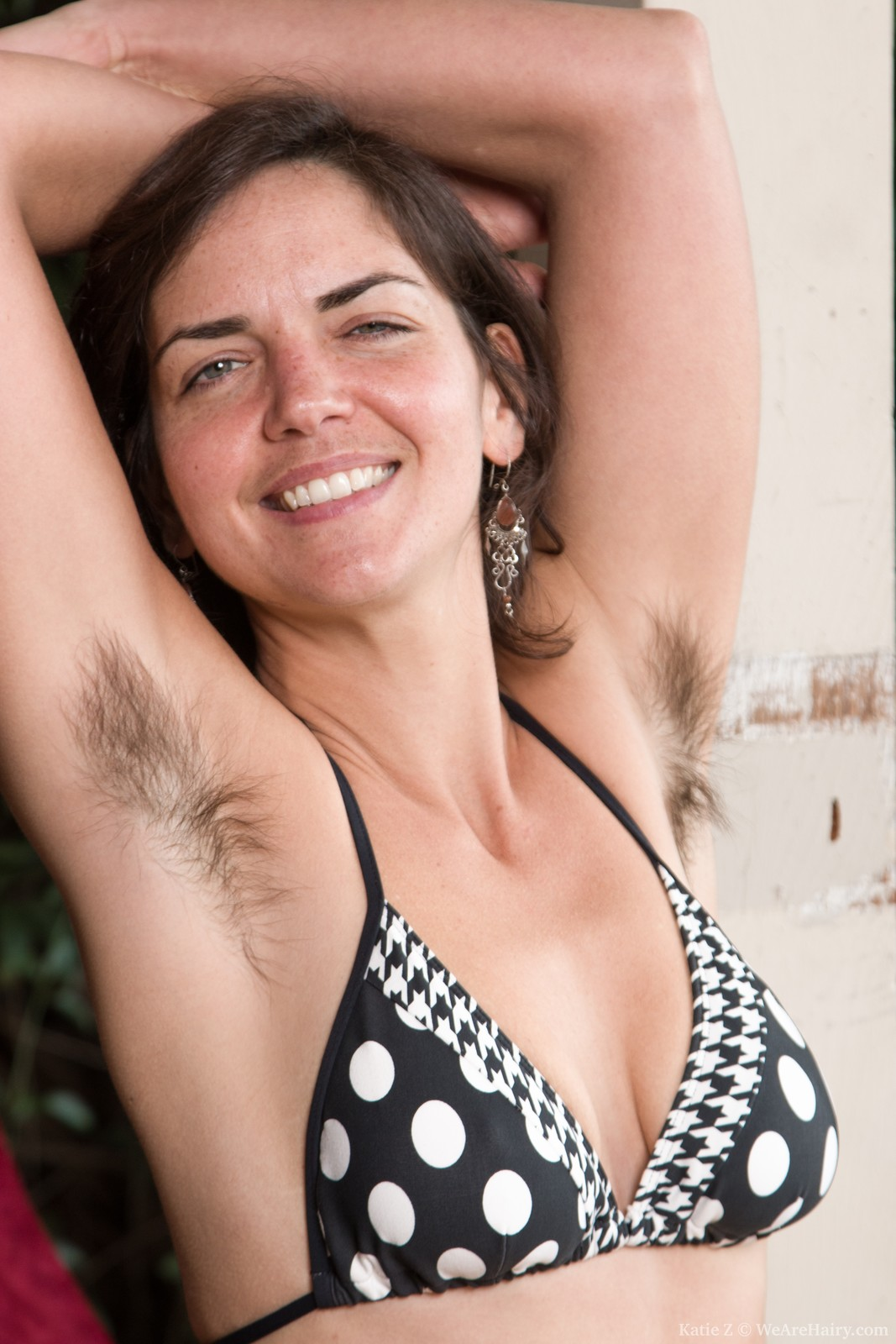 Can hairy armpit women know, that