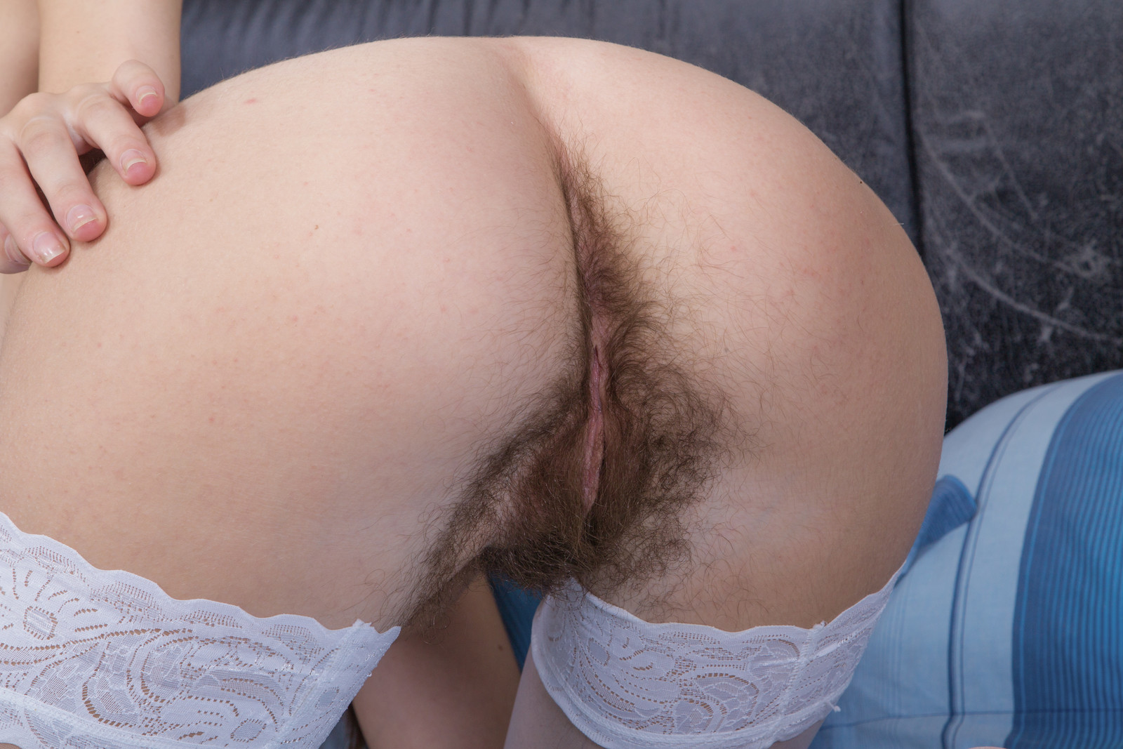 Dense Bush On A Young Pussy -- Hairyfemalespicscom-6735